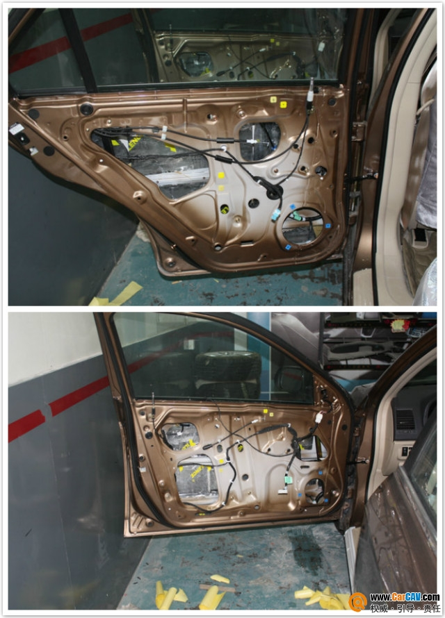 的音响设备,隔音效果也是非常重要的.今天过来的比亚迪g6车高清图片