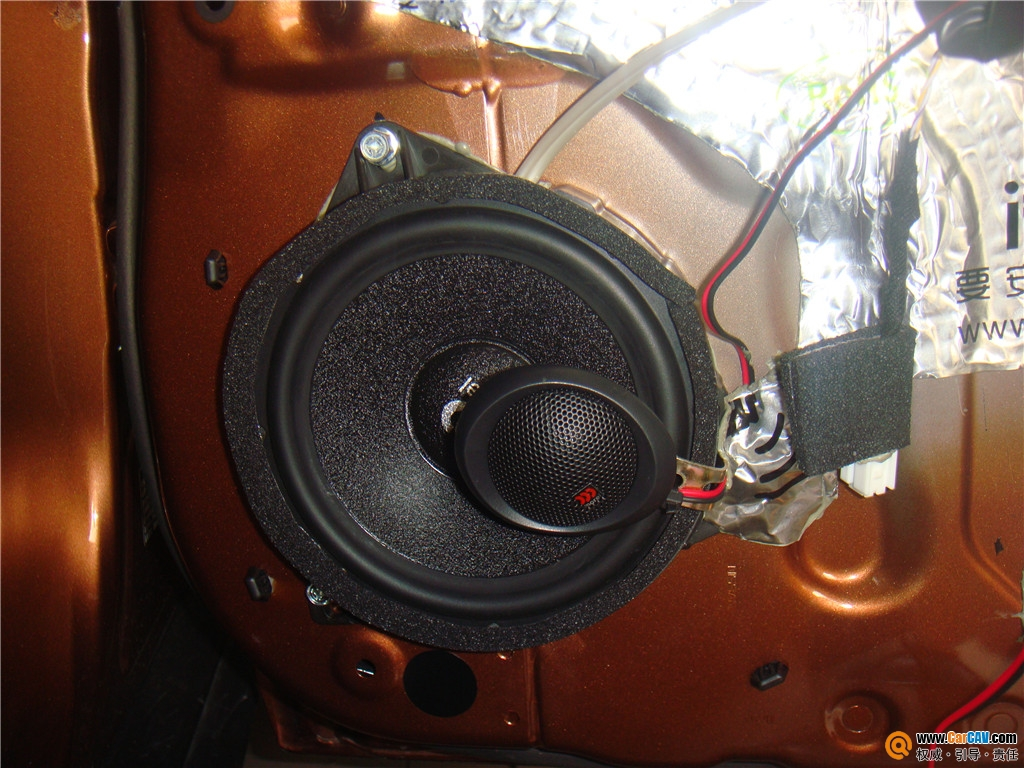 【开平桥升】用音乐刺激大脑, 日产奇骏升级以色列摩雷玛仕舞套装 - 香港佳能仕公司 - 汽车音响