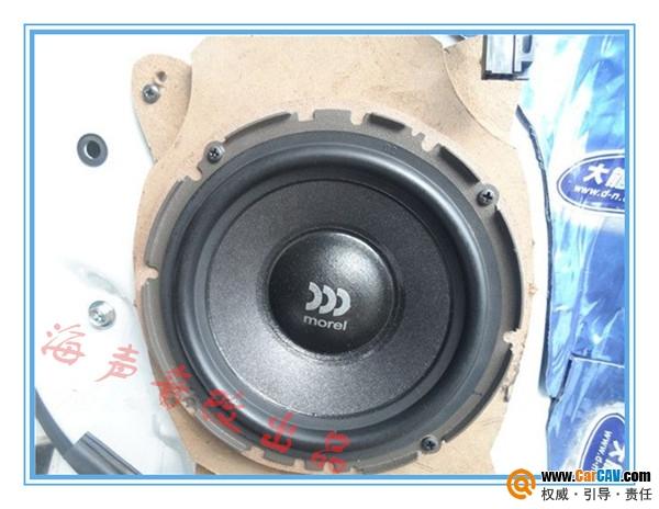 【长沙海声】森林人升级前后门摩雷喇叭 - 香港佳能仕公司 - 汽车音响