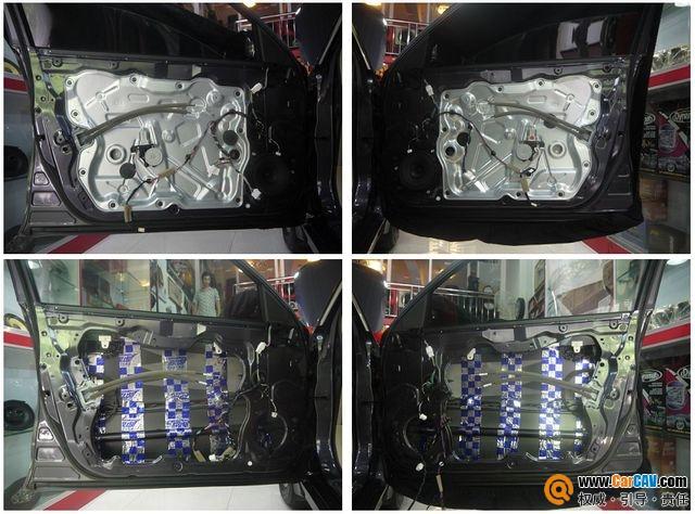 【佛山酷车旋律】天籁音响改装摩雷玛仕舞 - 香港佳能仕公司 - 汽车音响