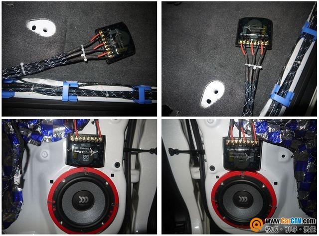 【佛山酷车旋律】兰德酷路泽V6音响改装摩雷听爱卓 - 香港佳能仕公司 - 汽车音响