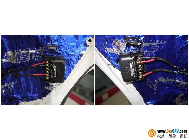 【佛山酷车旋律】新奥拓音响改装摩雷玛仕舞 - 香港佳能仕公司 - 汽车音响