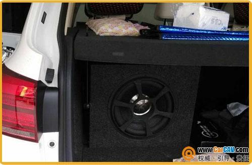 【珠海惠声】大众途观改装摩雷玛仕舞汽车音响搭配摩雷翩舞 - 香港佳能仕公司 - 汽车音响