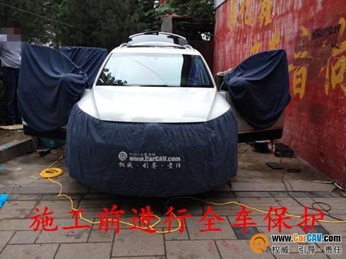 【车亿鑫潍坊】途观升级摩雷玛仕舞套装 - 香港佳能仕公司 - 汽车音响