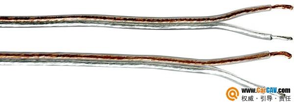 瑞典德利仕DLS SCTC-transparent 喇叭线