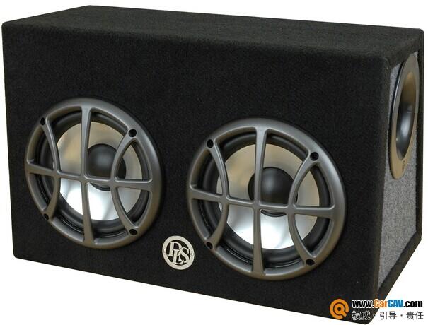 瑞典德利仕DLS BB26 6.5英寸RW6超低音箱体