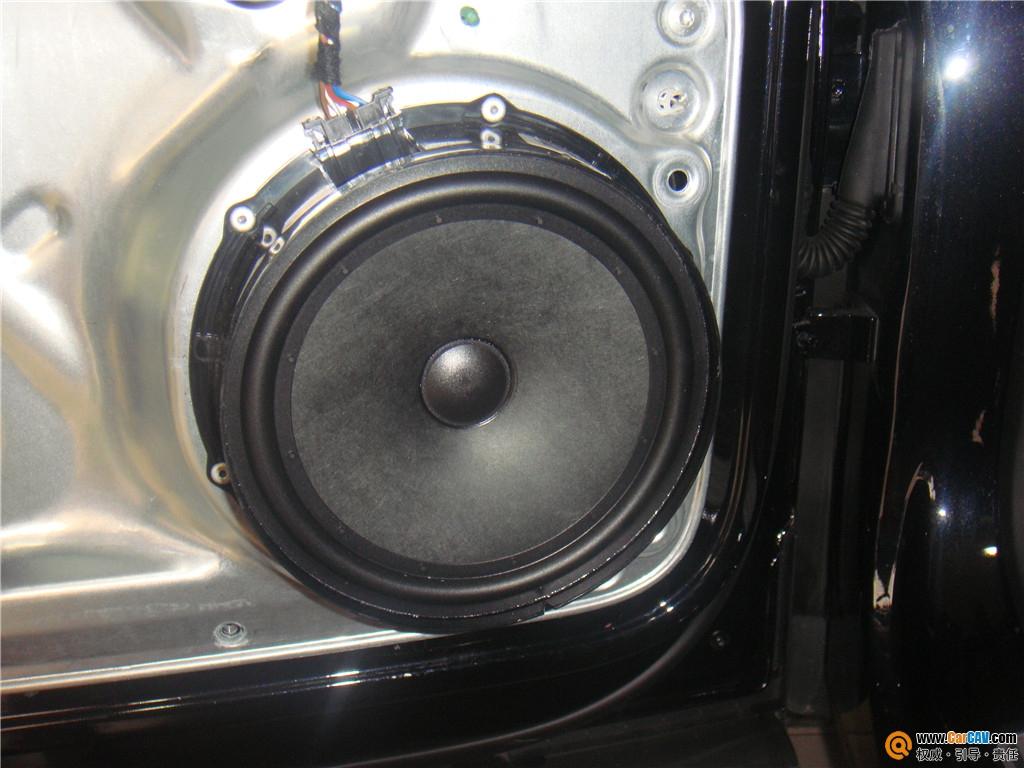 【开平桥升】大众途观升级以色列摩雷玛仕舞套装喇叭 - 香港佳能仕公司 - 汽车音响