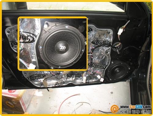 【珠海惠声】东风日产改装摩雷玛仕舞汽车音响 - 香港佳能仕公司 - 汽车音响