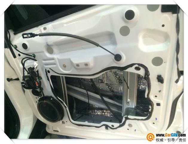 【常州道声】福特翼虎音响改装 升级摩雷都达、玛仕舞 - 香港佳能仕公司 - 汽车音响
