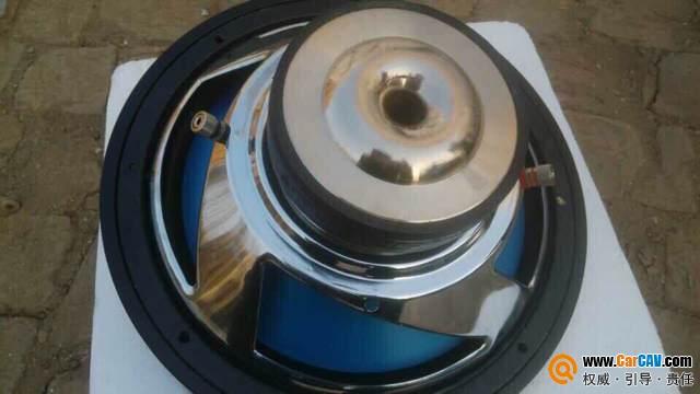 上海代友出售一批美国朗志 低音喇叭 10 15寸 2.5万一吨 汽车影音网论高清图片