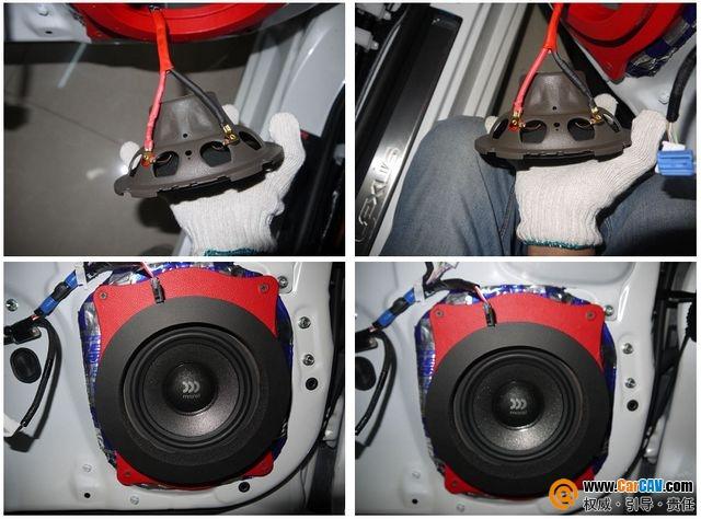 【佛山酷车旋律】雷克萨斯ES300H音响改装摩雷MOSCONI - 香港佳能仕公司 - 汽车音响