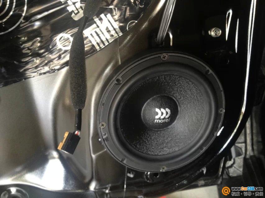 【黄山宣扬】长城哈佛H6升级摩雷玛仕舞汽车音响 - 香港佳能仕公司 - 汽车音响