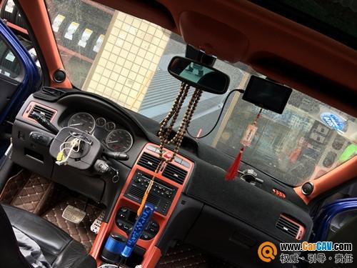 【长沙新丰】标致307升级摩雷汽车音响 - 香港佳能仕公司 - 汽车音响
