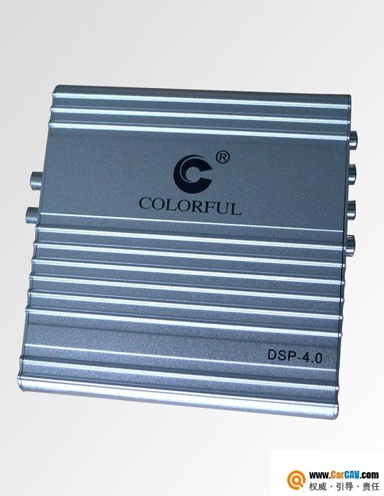 卡莱COLORFUL 智能音频处理器DSP-4.0