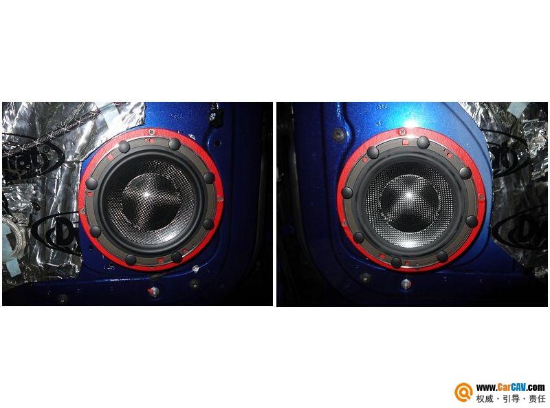 【佛山酷车旋律】玛莎拉蒂音响改装摩雷至尊 - 香港佳能仕公司 - 汽车音响