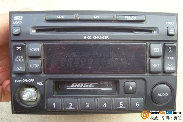 BOSE车机的接线图 音响维修 汽车影音网论坛 汽车音响改装升级 汽高清图片