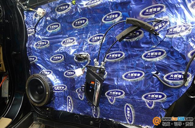 【眉山惠升】追求完美的声音 本田CR-V改装摩雷海碧丽 - 香港佳能仕公司 - 汽车音响