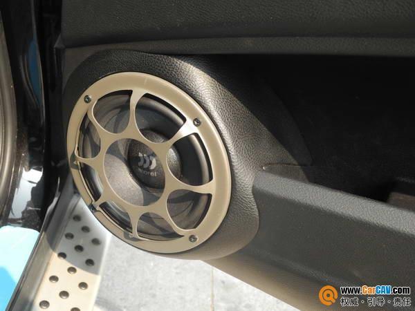 【东莞车乐汇】让任性更有底气 宝马X6改装意蕾603 - 香港佳能仕公司 - 汽车音响