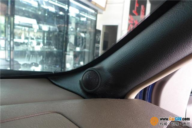 西安上尚别克GL8汽车音响改装伊顿 清澈自然风高清图片