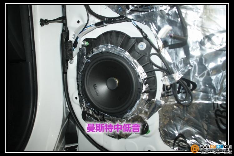 天籁之音 新款汉兰达音响改装升级曼斯特 成都华涛音响高清图片