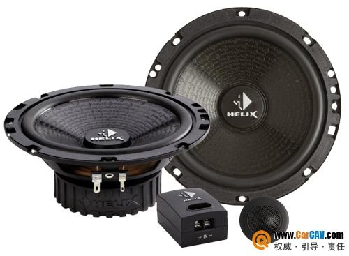 深圳赛电汽车音响 长安CS35改装德国HELIXHELIX B62C套装喇叭高清图片