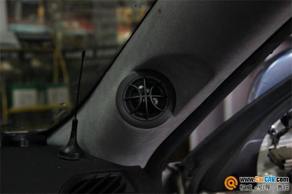 严谨精美 长春扬帆现代酷派汽车音响改装DLS高清图片