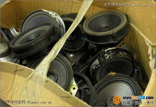 7款日本车原车喇叭到底有多劣质?看了就知道