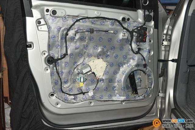 重庆至上音乐奥迪Q5汽车音响改装佛伦诗 畅享动听音符高清图片