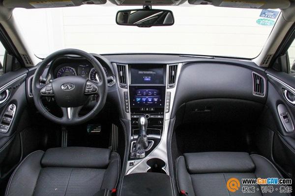 动感节拍 英菲尼迪入门车型Q50的原车音响测试