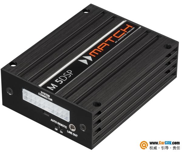 德国麦仕MATCH M 5DSP 5声道GD类功放