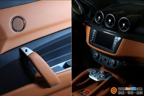 法拉利FF原车音响如何能与高亢的引擎声相得益彰?