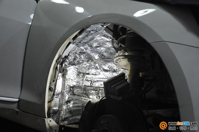 重庆三正凯迪拉克CTS汽车音响改装歌剧世家 随心畅听 4高清图片