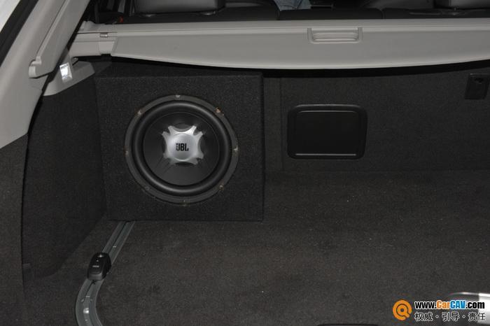 重庆三正凯迪拉克汽车音响改装丹拿 静静品味完美音质高清图片
