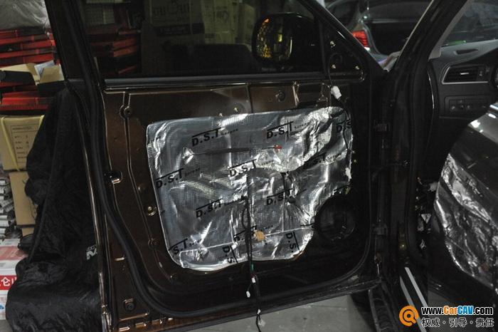 重庆三正众泰T600汽车音响改装摩雷 百听不厌高清图片