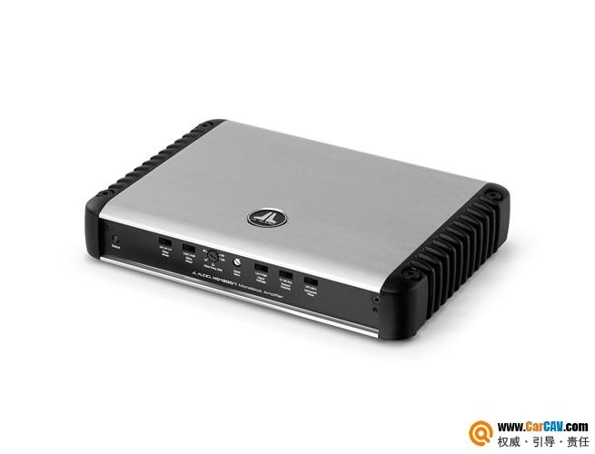 美国JL Audio捷力HD1200/1车载单路功放
