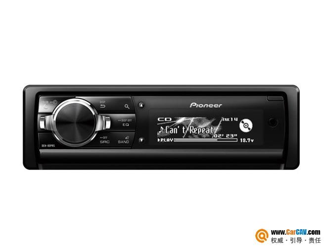 Pionner先锋DEH-80PRS单碟车载CD主机播放器