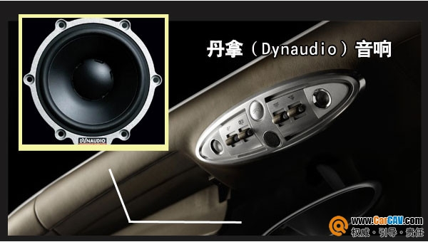 配备丹麦丹拿的国产大众CC原车音响效果如何?