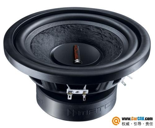 德国麦仕MATCH PP 8W-Q 8寸低音喇叭