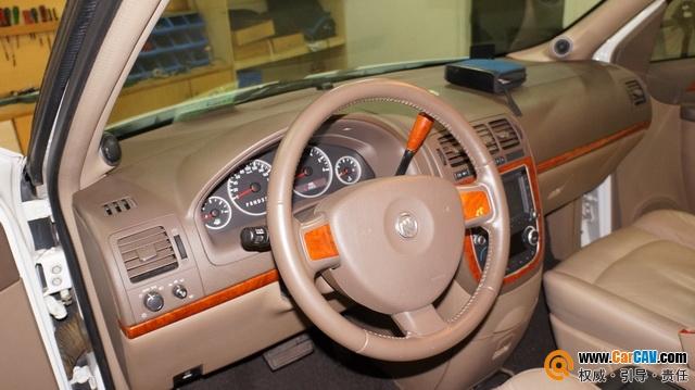 福州道声别克GL8汽车音响改装丹拿 音乐的美妙高清图片