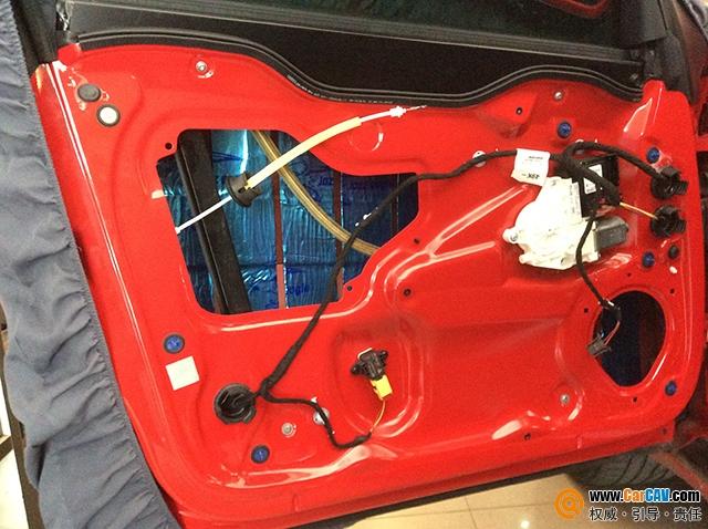 张家口汽车音响改装 奥迪A3升级ATI精巧6.1 极致音改 汽车影音网论坛 高清图片