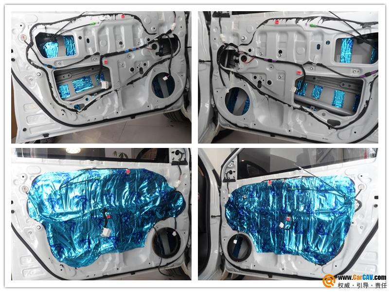 明魔音车坊专业汽车音响改装 丰田雷凌升级改装意大利TEC MY6K 高清图片
