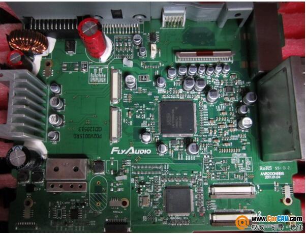 飞歌车载导航PCB配板使用与维护