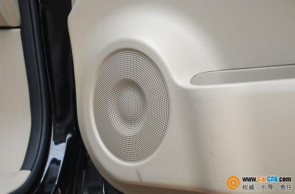 配置BOSE的雷诺科雷傲原车音响效果如何?