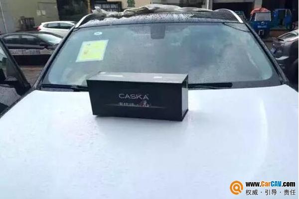 功能体验全面提升 宝马X3原车屏升级卡仕达·锐