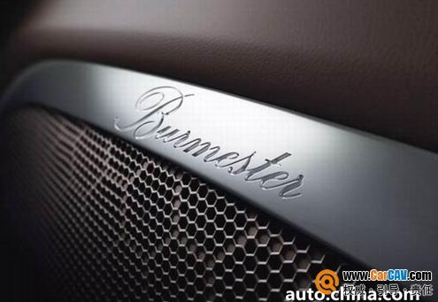 梅赛德斯-奔驰S级轿车原车柏林之声绝世品质