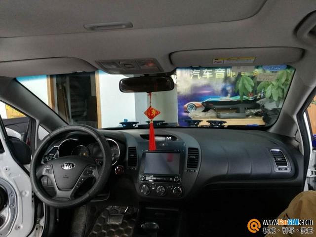 梅州车乐汇起亚K3汽车音响改装诗蔓 悦耳动听高清图片