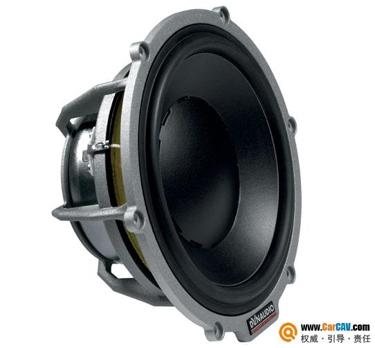 丹麦Dynaudio丹拿Esotar 650 6.5寸车载超低音喇叭