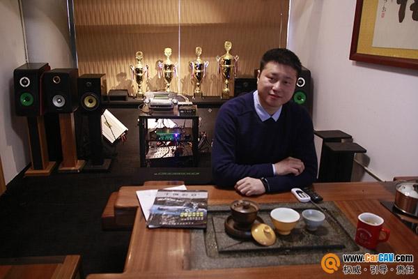 北京千度影音陈霖:学会如何管理店面很重要