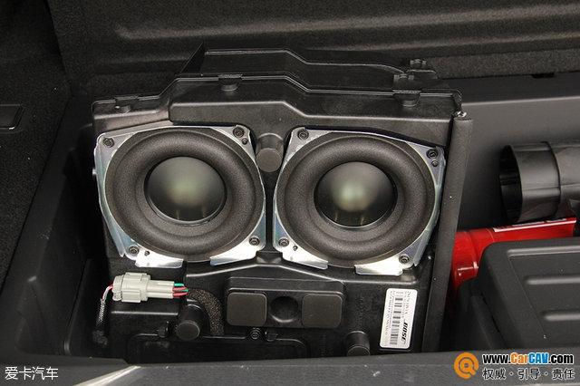 英菲尼迪QX60原车BOSE音响上车体验 流行音乐范