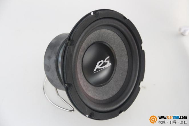 德国RS Audio C8 SVC 车载8寸超低音喇叭